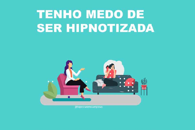 medo de hipnose